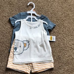 Carters 12 months brand new